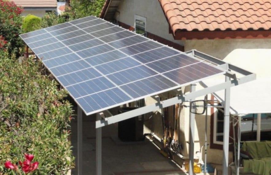 Solar-Generator-Installations